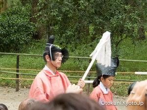 葵祭 流鏑馬 下鴨神社