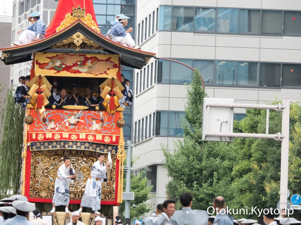 祇園祭 後祭 山鉾巡行