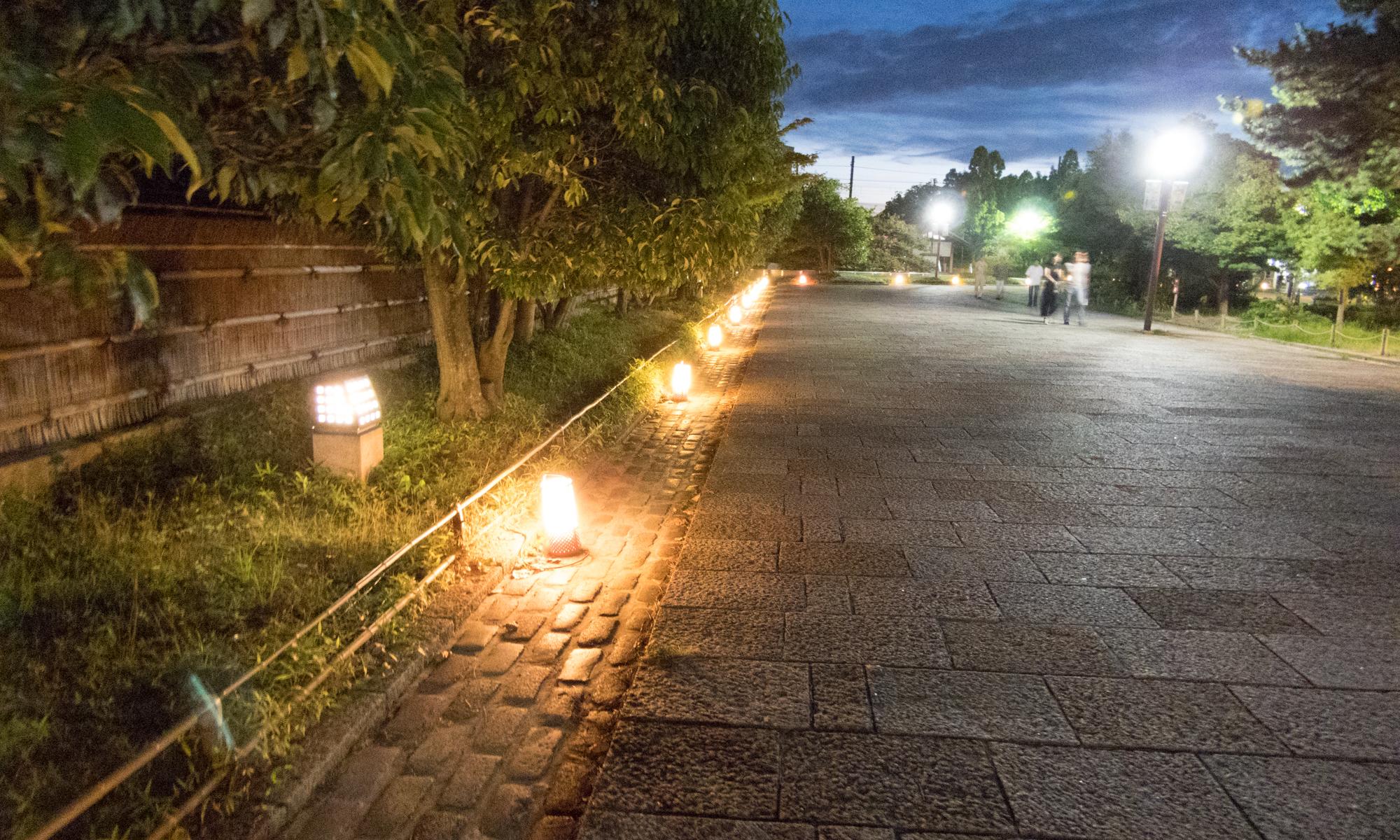 京の七夕2017 梅小路